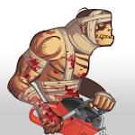 Zombie Warrior Man 18+ 1.1.2 Apk