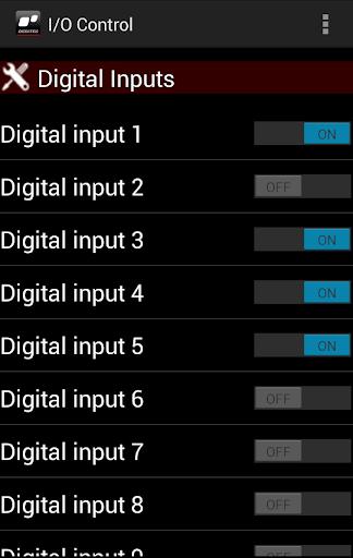 【免費工具App】DEDITEC I/O Control-APP點子