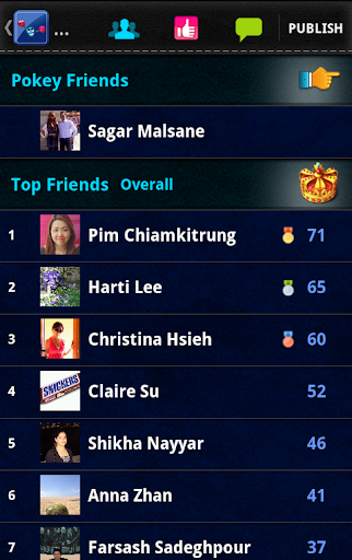 【免費社交App】Social Bond - My top friends-APP點子