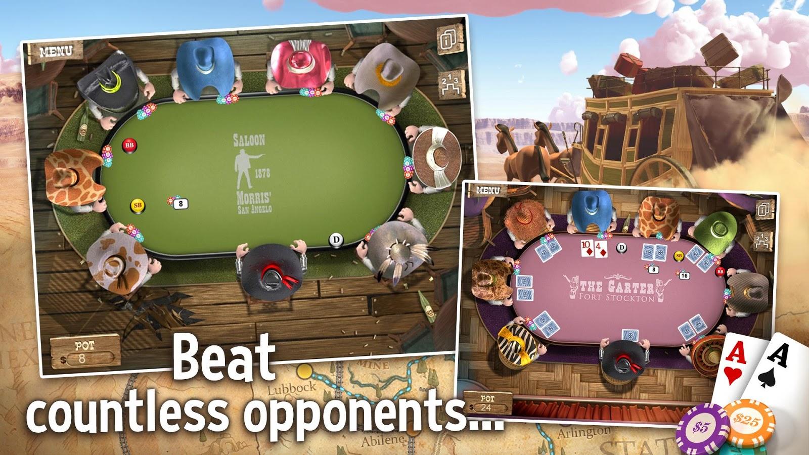 Gioco gratis poker governor 2