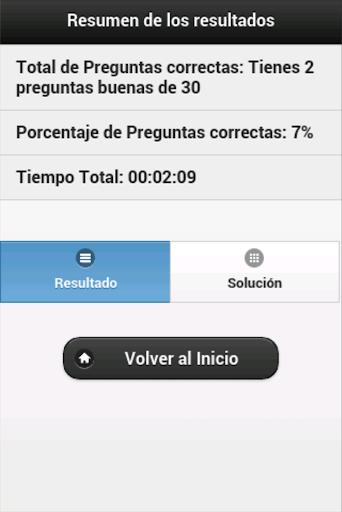 Simulador Examen ICFES 2.1.1 screenshots 7