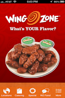 Screenshot of Wing Zone
