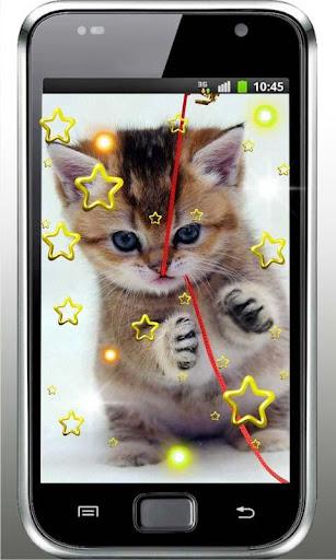 Kitty Sounds live wallpaper