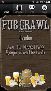 Pub Crawl - pubdroid.com- screenshot thumbnail