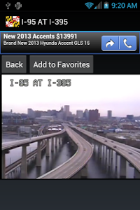 Maryland/Baltimore Traffic Cam screenshot 11