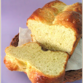 Honey Lavender Brioche Recipe