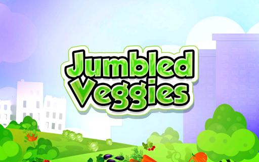 Jumbled Vegetables