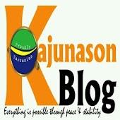 Kajunason Blog