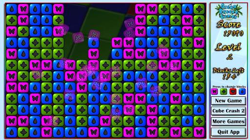 玩免費解謎APP|下載Cube Crash Free HD! app不用錢|硬是要APP