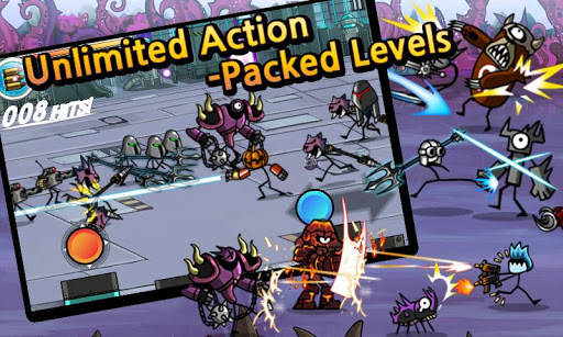 Cartoon Wars: Blade para Android