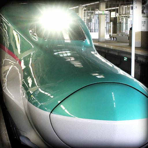 日本の鉄道車両 時計付きライブ壁紙 LOGO-APP點子