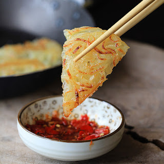 Chinese Potato Pancake.