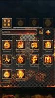 Screenshot of Soul GO Launcher Theme
