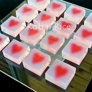 Valentine Agar-agar