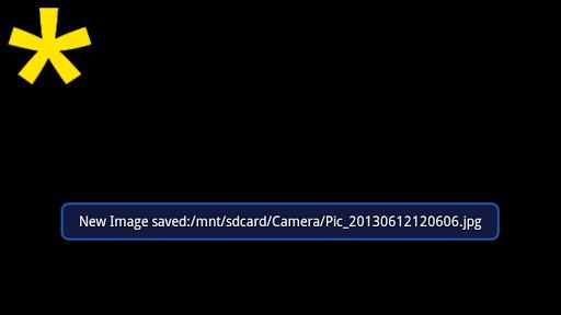 Volume Button Camera