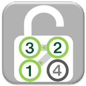 Number Track Lock