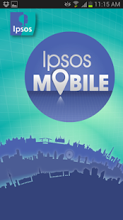 Ipsos Mobile- screenshot thumbnail
