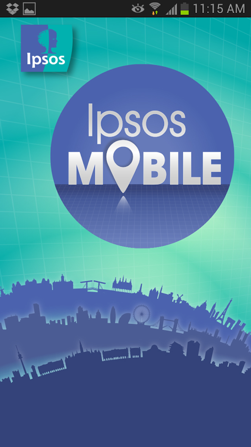 Ipsos Mobile- screenshot