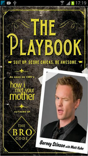 Barney-Stinson Playbook Pro