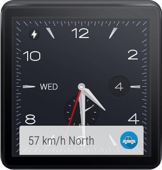 Trip Tracker for Android Wear