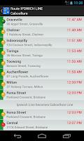 Screenshot of Go Brisbane