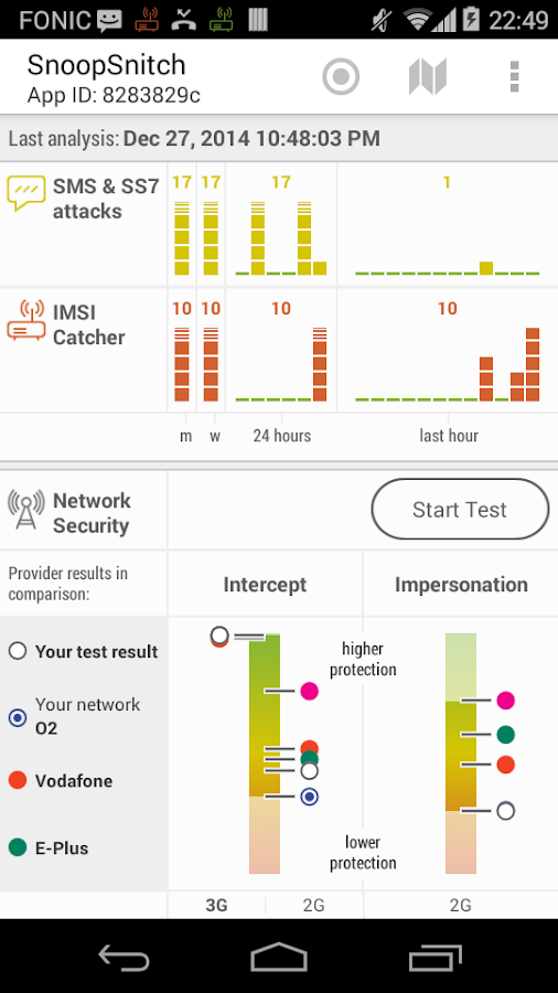 SnoopSnitch- screenshot