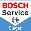 Bosch Car Service Slager icon