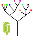Statistics Decision Tree icon