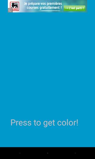 Random Color For Webdesign
