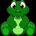 Baby Crocodile Pet icon