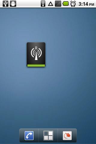 Roam Override Widget - screenshot