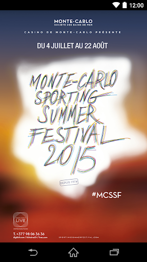 MC Sporting Summer Festival