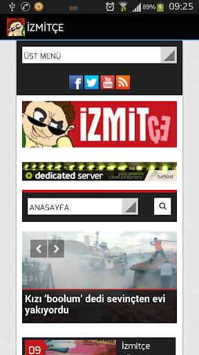 【免費新聞App】İZMİTÇE-APP點子
