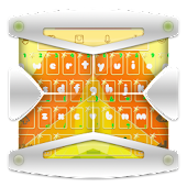 Orange crush TouchPal