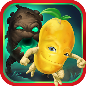 Zombie Potatoes for PC and MAC