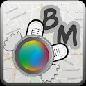 BucketMan - Coloring Your City icon