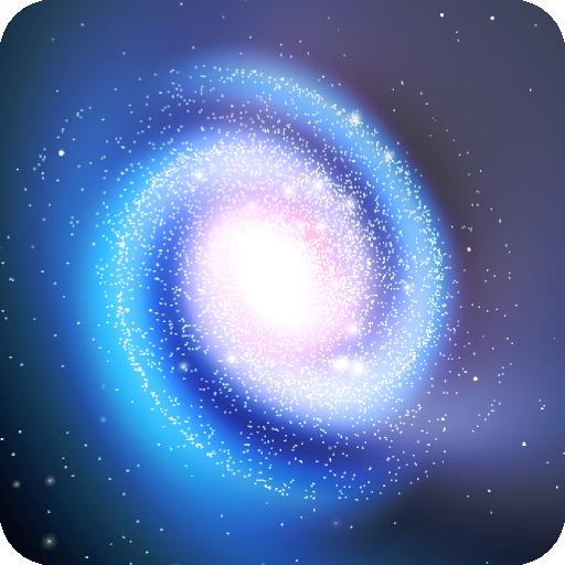 Cosmic Glow LWP (Free) 個人化 App LOGO-APP試玩