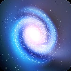 Cosmic Glow LWP (Free) 個人化 LOGO-阿達玩APP