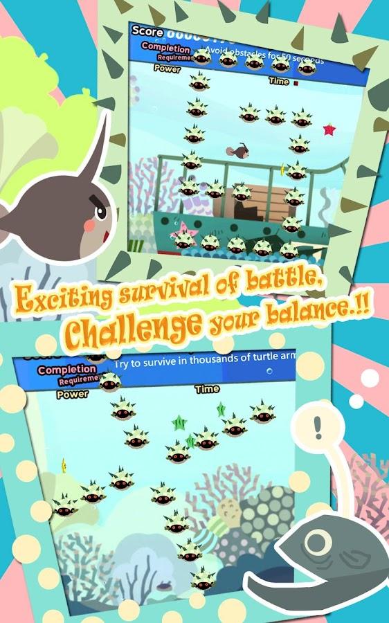 Oops!Tadpole Adventure- screenshot