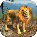 Lion Simulator 3D Adventure+ icon
