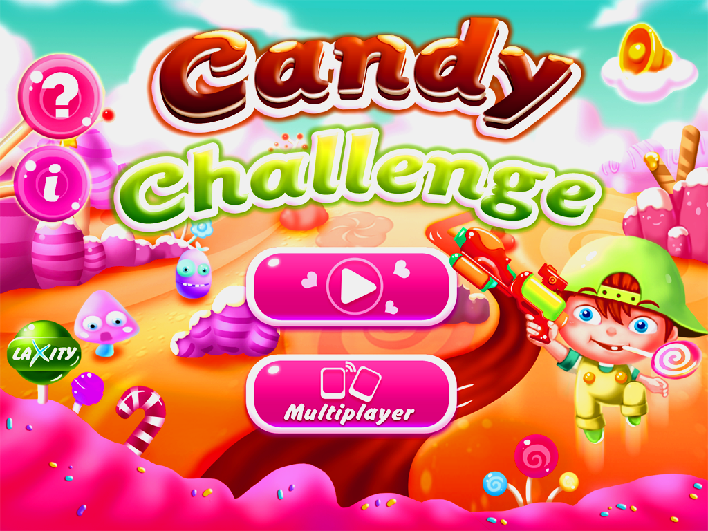 Candy Challenge - Soda Blast- screenshot