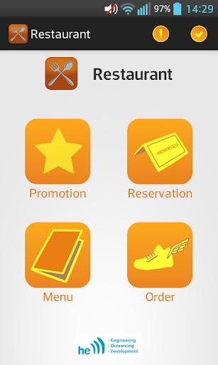 RestaurantApp