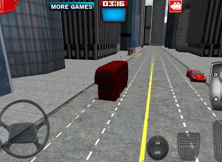 London City Bus Driving 3D 1.0 screenshot 641736