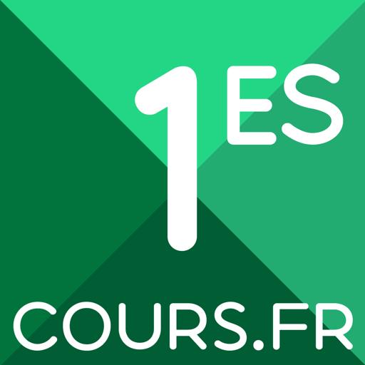 Cours.fr 1ES 教育 LOGO-玩APPs