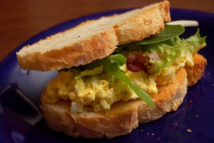 Best Basic Egg Salad Recipe