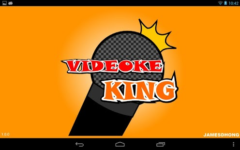 Videoke King - Karaoke (Beta)- screenshot thumbnail
