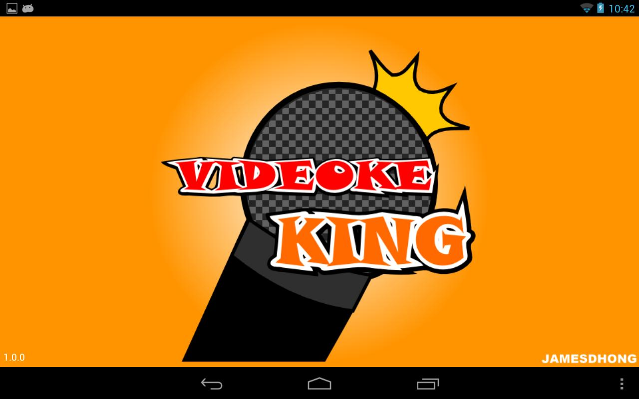 Videoke King - Karaoke (Beta) - screenshot