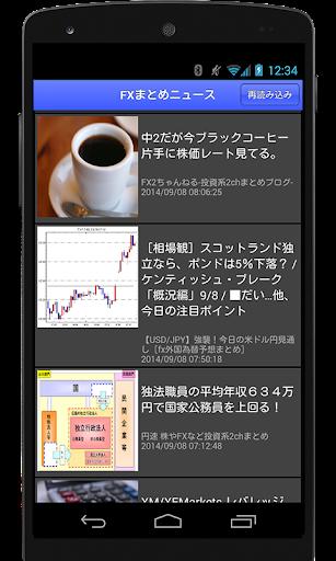 新聞必備APP下載 FXまとめニュースマガジン 好玩app不花錢 綠色工廠好玩App