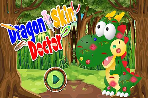 Dragon Skin Care Games