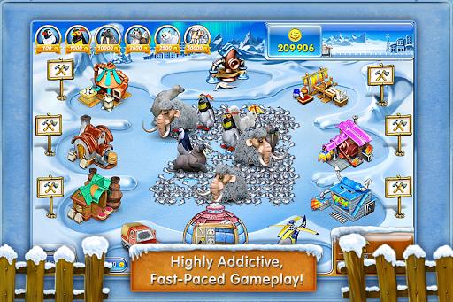Farm Frenzy 3: Ice Domain